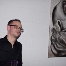 Christophe Riou @ MIlle Boutique Launch